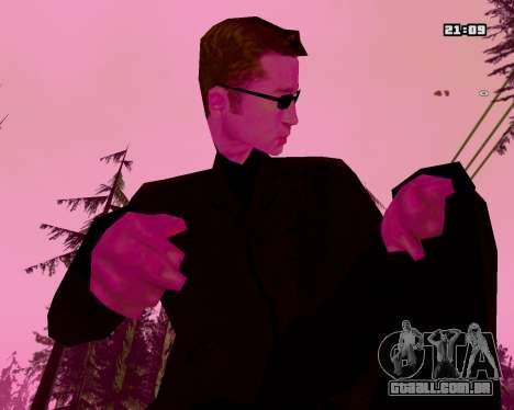 Pink NarcomaniX Colormode para GTA San Andreas terceira tela