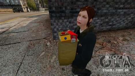 Novos produtos alimentares para GTA 4 terceira tela