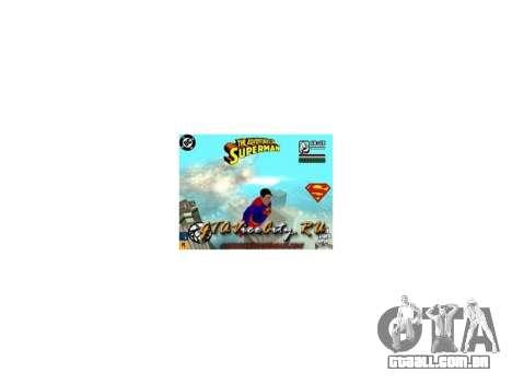 Mod Superman San Andreas para GTA San Andreas