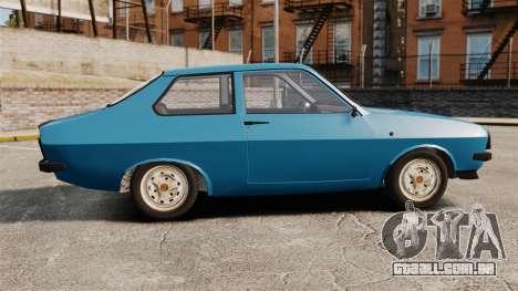 Dacia 1310 Sport v1.2 para GTA 4 esquerda vista