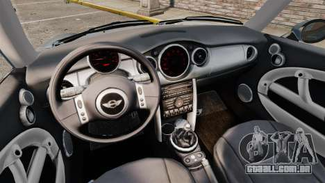 Mini Cooper S 2008 v2.0 para GTA 4