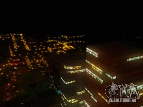 Project 2dfx para GTA San Andreas terceira tela
