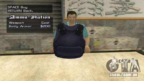 Full Weapon Pack para GTA San Andreas oitavo tela