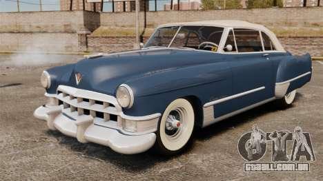 Cadillac Series 62 convertible 1949 [EPM] v3 para GTA 4