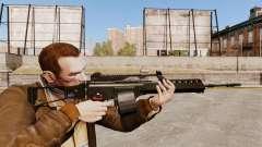 Fuzil de assalto MG36 H & K v2