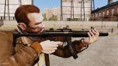MP5SD metralhadora v2 para GTA 4