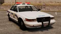 Polícia em Sherbrooke