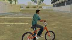 Bicicleta de BMX do gueto K2B para GTA Vice City