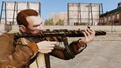 Pistola-metralhadora MP5SD V8