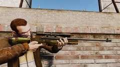 Rifle sniper Sako TRG-42 para GTA 4