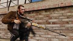 Dragunov sniper rifle v4