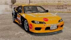 Nissan Silvia S15 v2 para GTA 4