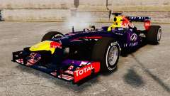 Carro, Red Bull RB9 v4