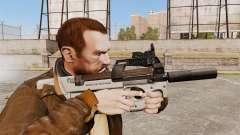 V3 de pistola-metralhadora belga FN P90
