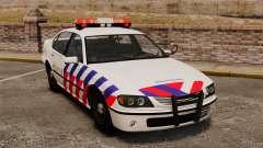 Polícia holandesa