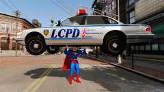 Script para o Super-homem