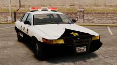 Polícia japonesa para GTA 4