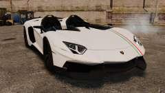 Lamborghini Aventador J 2012 Tricolore