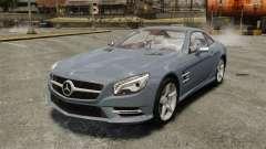 Mercedes-Benz SL500 2013