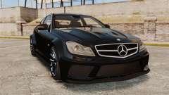 Mercedes-Benz C63 AMG BSAP (C204) 2012
