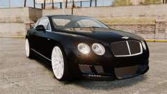 Bentley Continental GT Imperator Hamann EPM para GTA 4