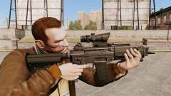 O fuzil SIG 552