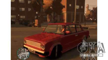 Pack de carros russa (russo) para GTA 4