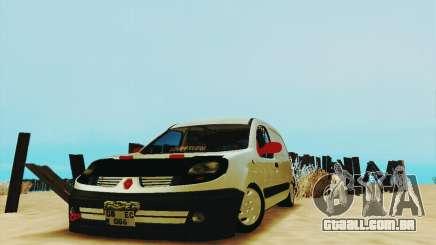 Renault Kangoo van para GTA San Andreas