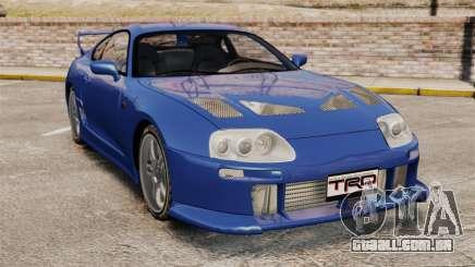 Toyota Supra MKIV TRD 1995 para GTA 4