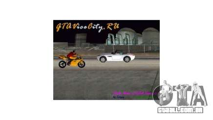 Hora do Rush de GTA Vice Sity para GTA Vice City