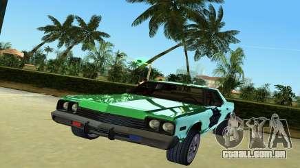 Dodge Monaco Police para GTA Vice City
