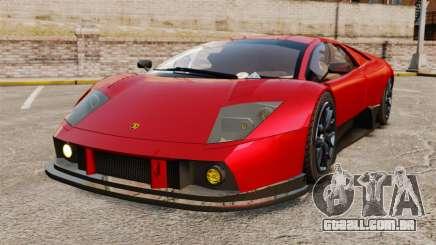 Lamborghini Murcielago RGT para GTA 4