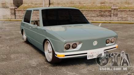 Volkswagen Brasilia para GTA 4