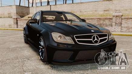Mercedes-Benz C63 AMG BSAP (C204) 2012 para GTA 4
