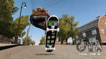 Skate iPhone para GTA 4
