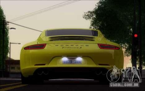FF TG ICY ENB V2.0 para GTA San Andreas sétima tela