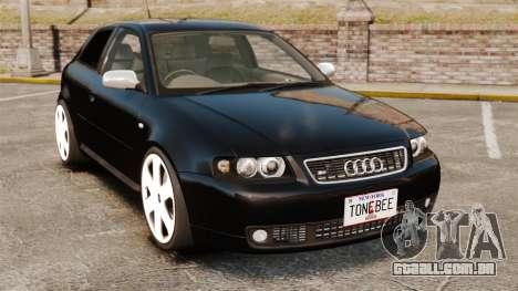 Audi S3 2001 para GTA 4
