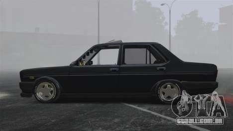 Fiat 131 para GTA 4 esquerda vista