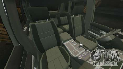 Range Rover Sport Autobiography 2013 Vossen para GTA 4 vista lateral