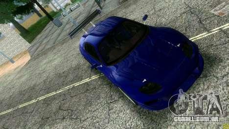 Mitsubishi FTO para GTA Vice City vista direita