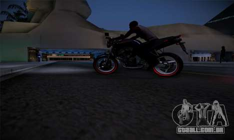 Ducati FCR900 2013 para GTA San Andreas esquerda vista