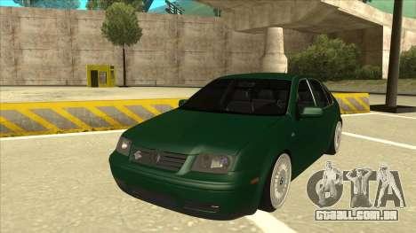 VW Bora para GTA San Andreas