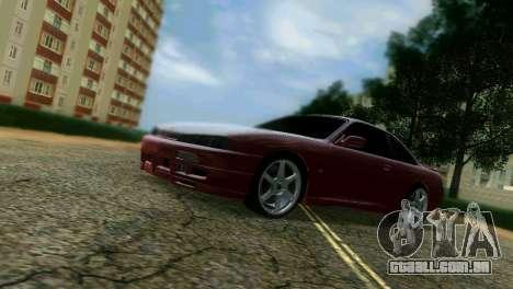 Nissan Silvia S14 Light Tuning para GTA Vice City vista direita