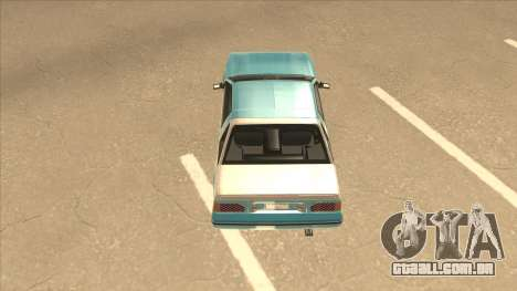Nissan EXA L.A. Version para GTA San Andreas interior