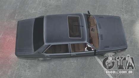 Fiat 131 para GTA 4 vista direita