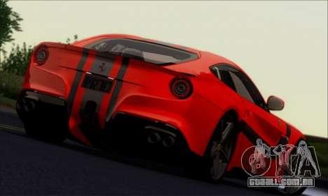 FF TG ICY ENB V1.0 para GTA San Andreas