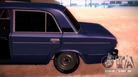 2106 Vaz para vista lateral GTA San Andreas