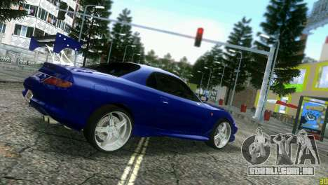 Mitsubishi FTO para GTA Vice City deixou vista