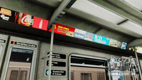 Novos vagões ferroviários para GTA 4 terceira tela