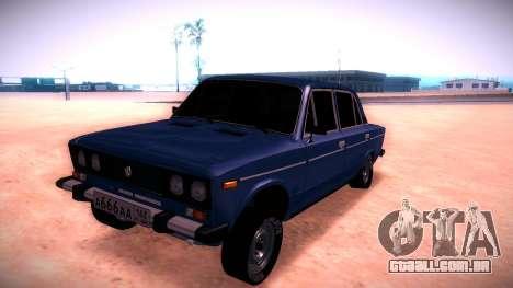 2106 Vaz para GTA San Andreas